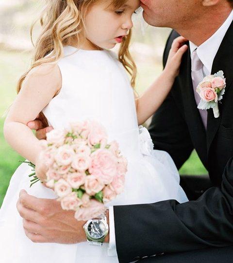 صور الاب والبنت 22