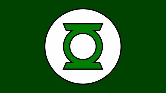 أبطال خارقين مشهورون باللون الأخضر 1