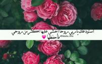كلام جميل على صور رومانسية 6