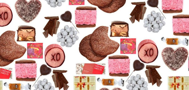 افكار هدايا حلويات عيد الحب 1