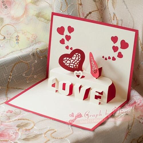 بطاقات عيد الحب 7