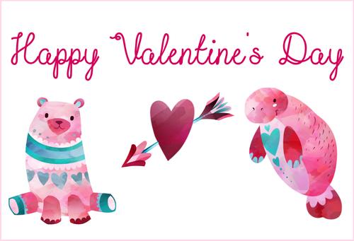 بطاقات عيد الحب 11