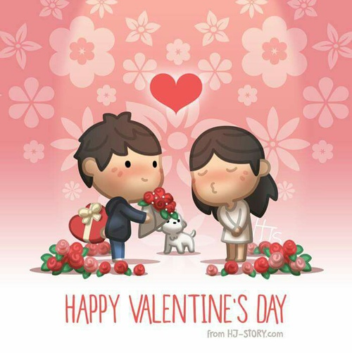صور تهنئة عيد الحب 24