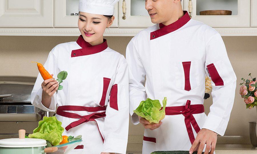 شخص يمتلك مهارات احترافية في الطبخ 1