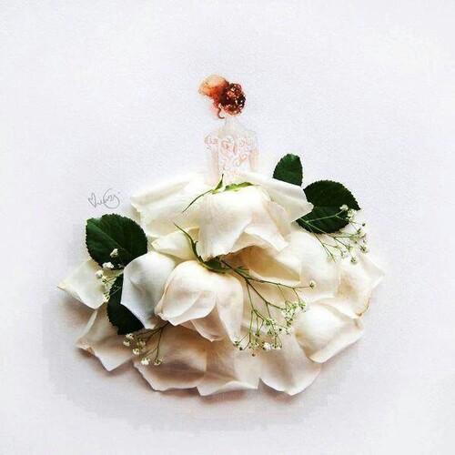 رمزيات رومانسية للعروسة 25