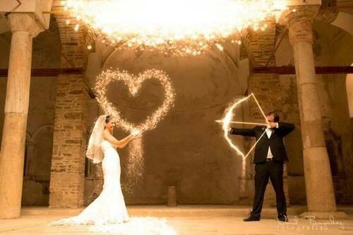 صور رومانسية في يوم الزفاف 47