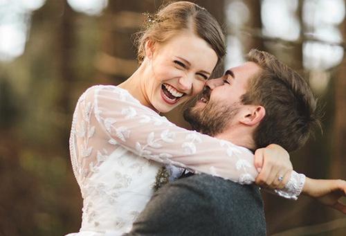 صور عروس وعريس رومانسية ليدي بيرد