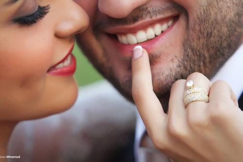 صور رومانسية في يوم الزفاف 61