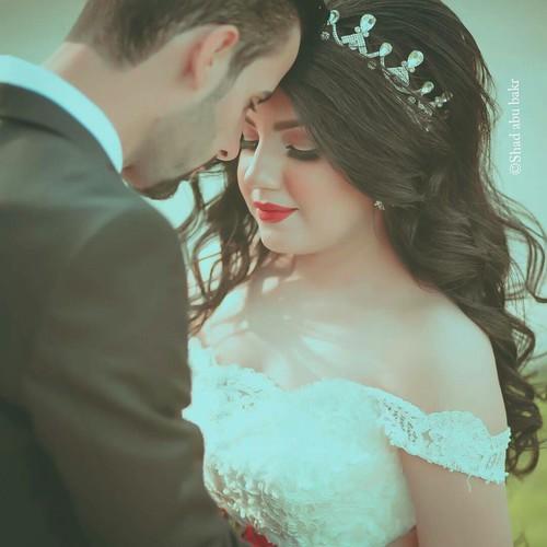 صور رومانسية في يوم الزفاف 70