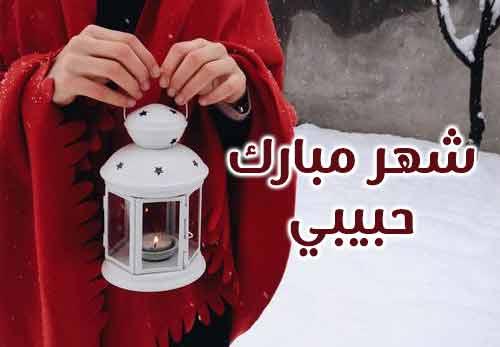 رسائل رمضان للحبيب ليدي بيرد