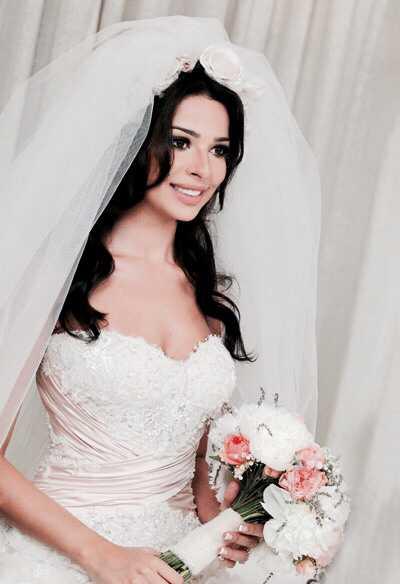 صور بوكيهات ورد للعروسة 6