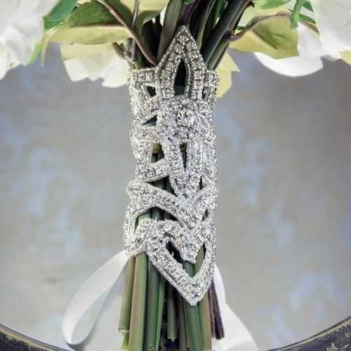 صور بوكيهات ورد للعروسة 7