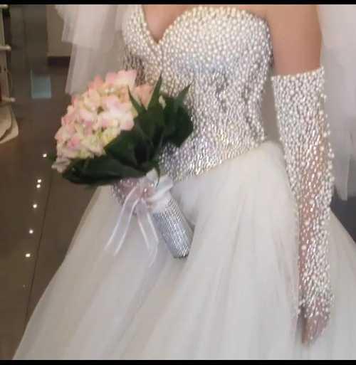 صور بوكيهات ورد للعروسة 10