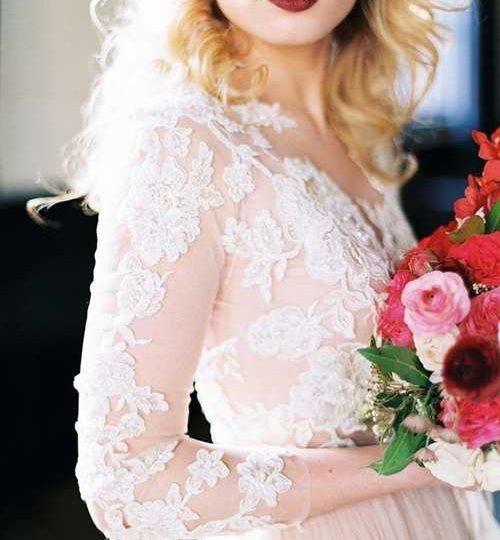 صور بوكيهات ورد للعروسة 19