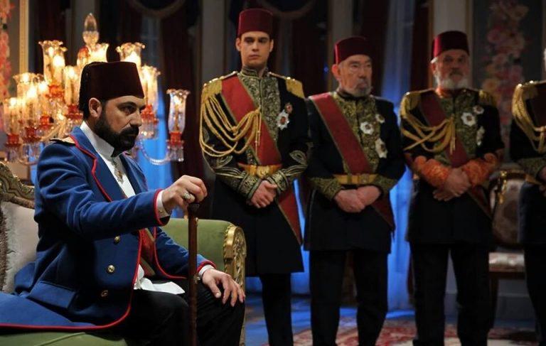 ممثلين مسلسل السلطان عبد الحميد 56