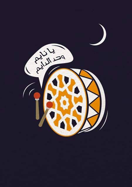 رسائل رمضان 2020 عبارات تهنئة وصور رمضانية 4