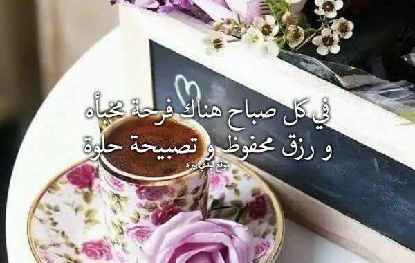 a8f92caac عبارات صباح الخير - ليدي بيرد