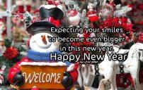 تهنئة السنة الجديدة بالانجليزي مترجمة 1