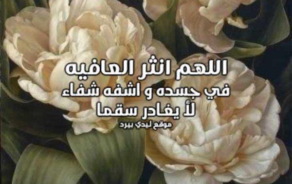 اللهم اشفي اخي فأنت أعلم بحاله اللهم رد دعوات صباحية ومسائية Facebook