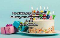 رسالة عيد ميلاد صديقتي بالانجليزي