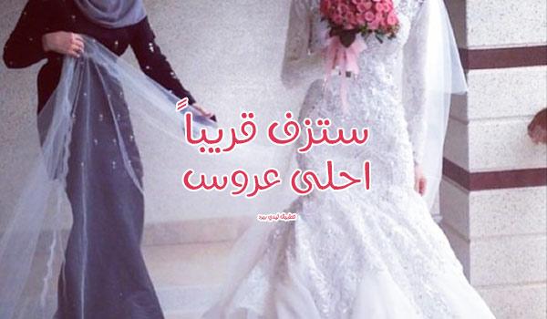 كلام لاخت العروس